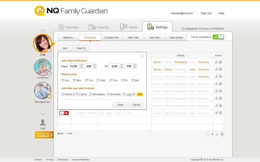 NQ Family Guardian screenshot 8
