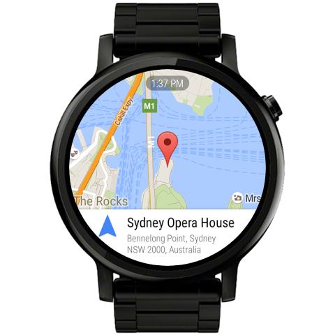 Maps - Navigation & Transit screenshot 28