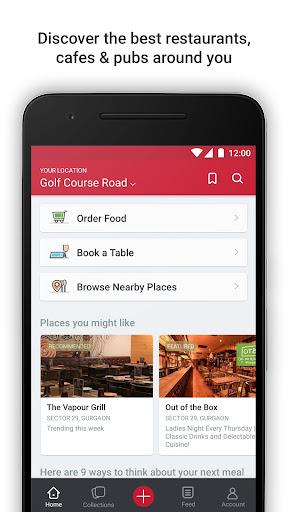 Zomato - Restaurant Finder For PC