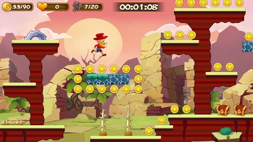 Super Adventure of Jabber screenshot 7