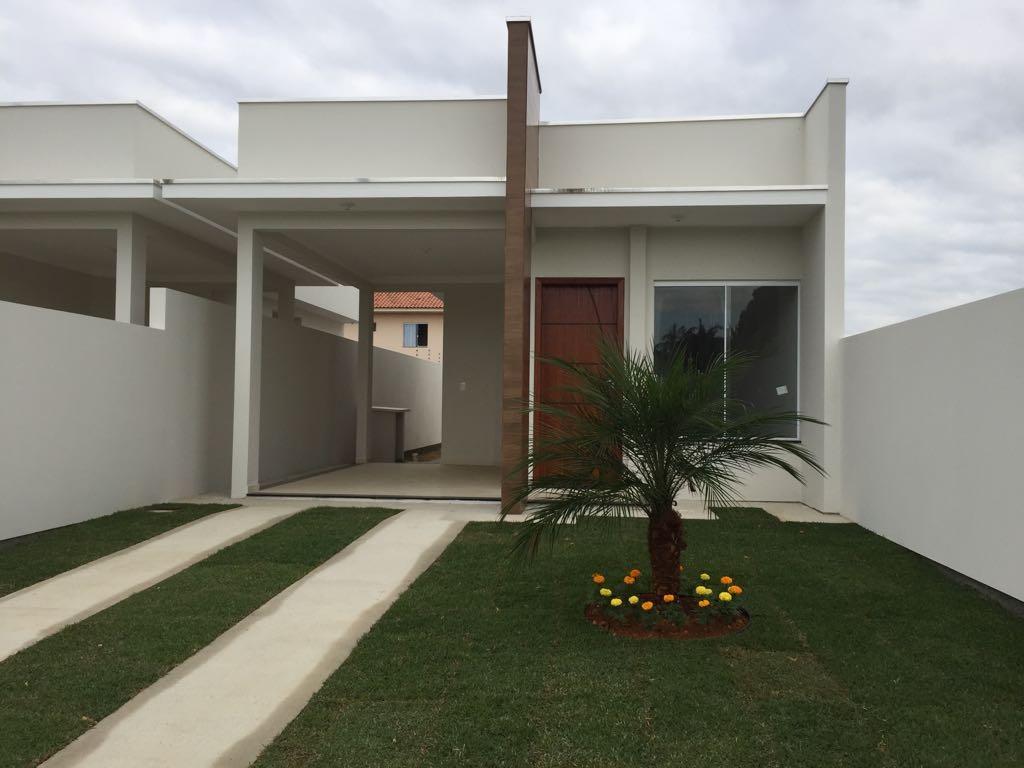 Casa com 2 dormitórios à venda, 69 m² por R$ 195.000,00 - XV de Novembro - Tijucas/SC