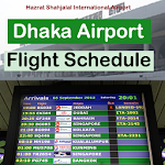 Dhaka Airport Flight Schedule APK Image