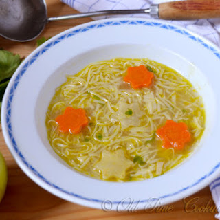 Amish Chicken Soup
