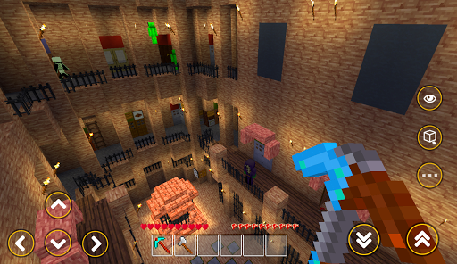 Prison Craft - Cops N Robbers For PC