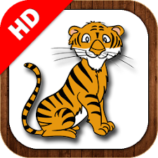 Animals Learning Cartoon Pack