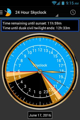 Skyclock Screenshot 6