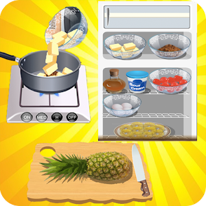 Cooking Games Cake Maker