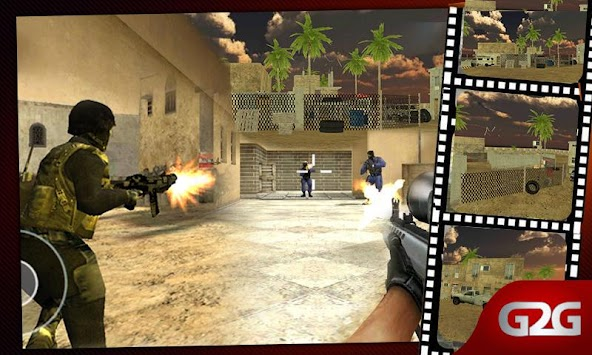 ⚔ US Swat Terrorist Attack ⚔ apk screenshot