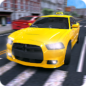 Game Modern City Taxi driver 2017 APK for Windows Phone