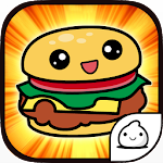 Burger Food Evolution Clicker Icon