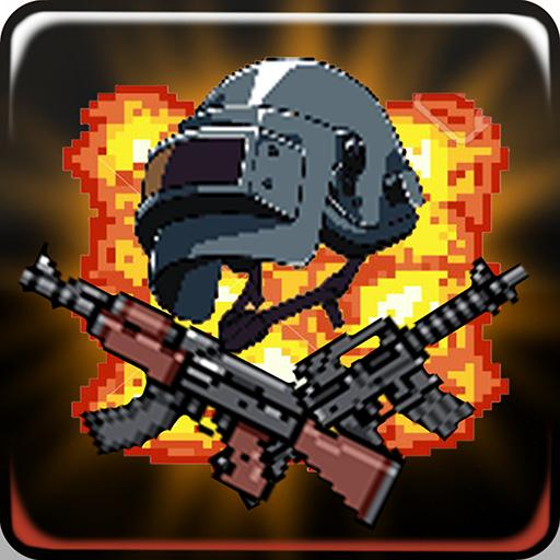 PUBG ☠☠ Pixel Ultimate Battlegrand Guns (game)