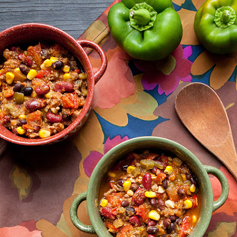 Mexican Pumpkin Chili