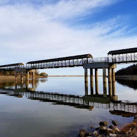 by Kathy Suttles - Buildings & Architecture Bridges & Suspended Structures