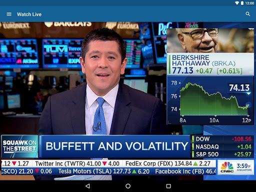 CNBC: Breaking Business News & Live Market Data screenshot 16