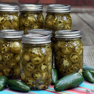 Pickling Whole Jalapeno Peppers Recipes