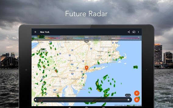 AccuWeather Platinum APK screenshot thumbnail 10