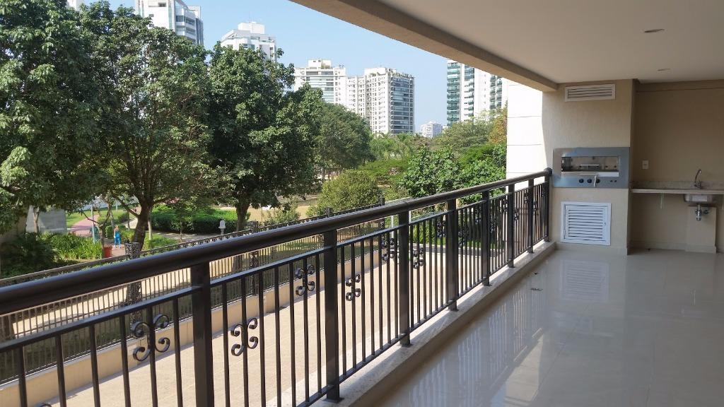 Apartamento Peninsula On the Park à venda, Barra da Tijuca, Rio de Janeiro