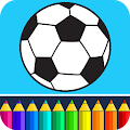 Game Football Kids Color Game APK for Kindle