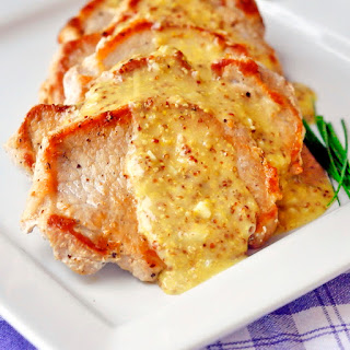 Pork Chops With Garlic Butter Sauce Recipes