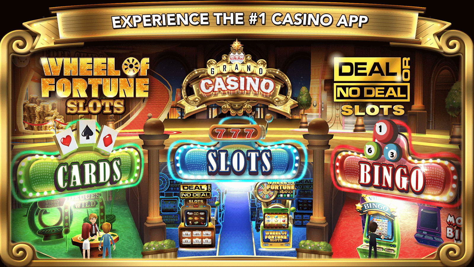 GSN Grand Casino - FREE Slots Screenshot 6