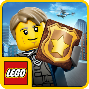 LEGO® City My City 2 build, chase, cars and fun Icon
