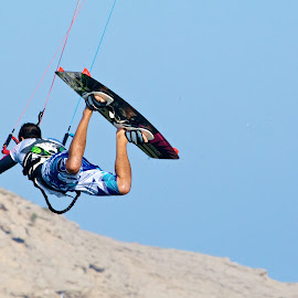 KS3 by Leon Reeve - Sports & Fitness Surfing ( watersports, kite surfing, surfing, rhodes, prasonisi )