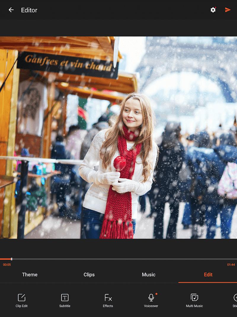 VideoShow-Video Editor, Video Maker, Beauty Camera Screenshot 6
