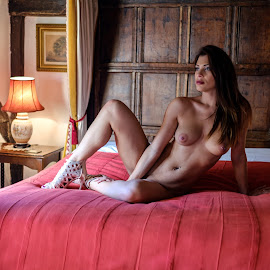 Bed room by Paul Phull - Nudes & Boudoir Boudoir ( body, sexy, nude, boudoir, bedroom )