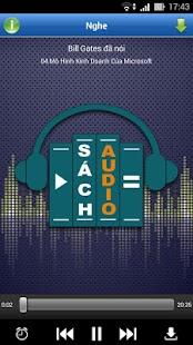 App Sách Nói APK for Windows Phone