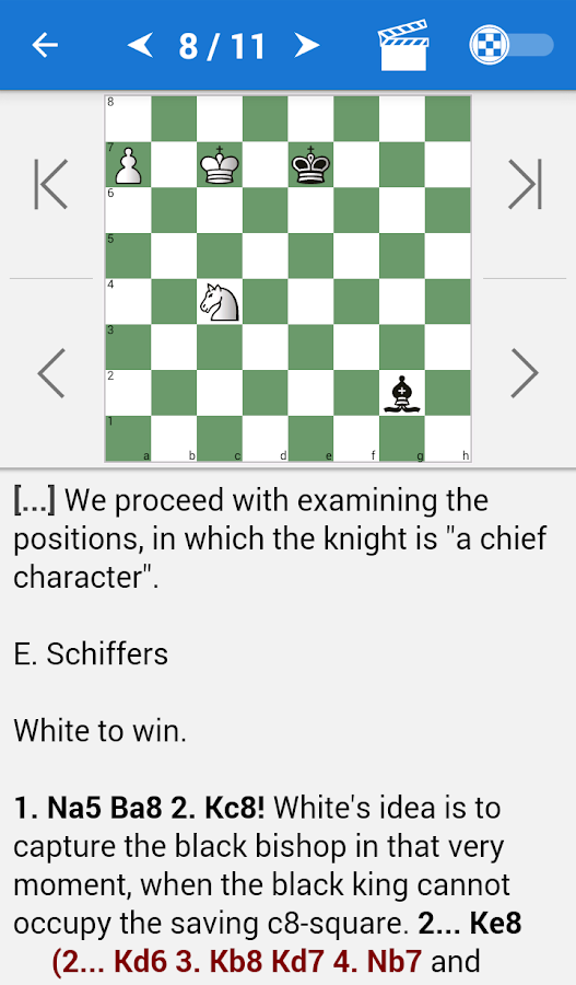 Chess Strategy & Tactics Vol 2 Screenshot 3