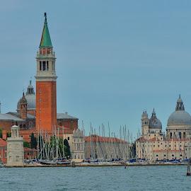 Venice by Tomasz Budziak - City,  Street & Park  Historic Districts ( venice, italy, city )