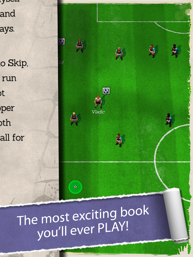 New Star Soccer G-Story Screenshot 6