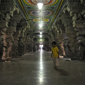 Meenakshi Temple Hall by Prashanth UC - Buildings & Architecture Other Interior