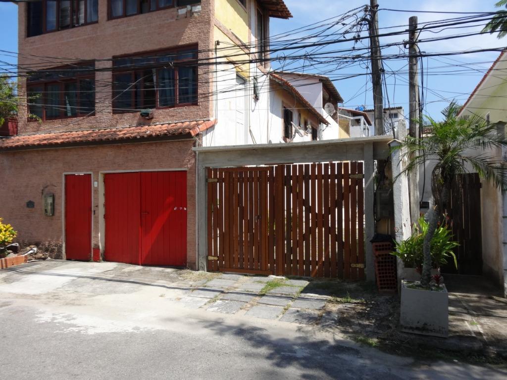 Casa à venda, 98 m² por R$ 190.000 - Recreio dos Bandeirantes - Rio de Janeiro/RJ