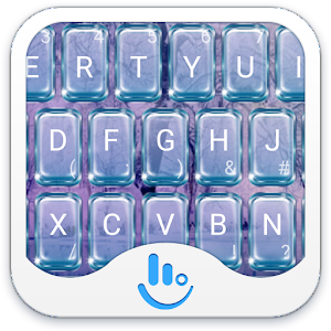 TouchPal Freeze Keyboard Theme