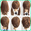 Free Download Easy Hairstyle Tutorials APK for Samsung