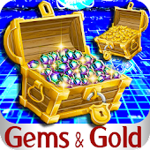 Gems Gold of YuGiOh duel prank Icon
