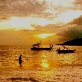 by Sultan Firaun - Landscapes Sunsets & Sunrises