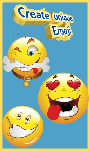 Emoji Maker Android App Screenshot
