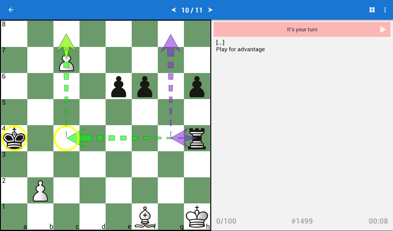 Chess Combinations Vol. 2 Screenshot 6