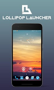 Fast Lollipop Launcher & Theme - screenshot