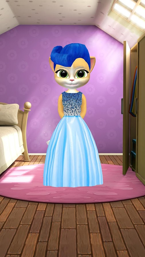 Emma The Cat - Virtual Pet Screenshot 1