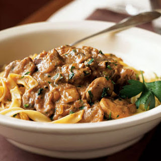 Beef Stroganoff Sauce Recipes