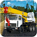 Construction Vehicle Parking Icon