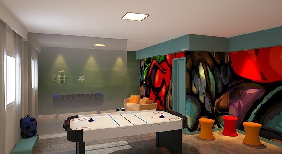 Apartamento à Venda - Vila Noêmia