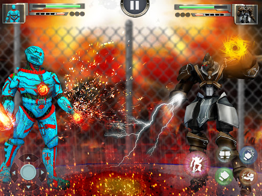 Real X-Ray Robot Fighting Game screenshot 5