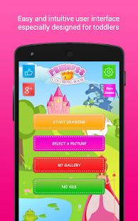 Game Coloring Book Princess Girls APK for Kindle