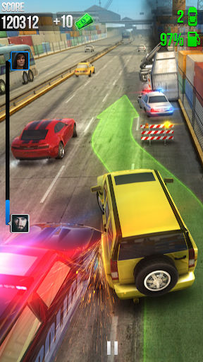 Highway Getaway: Chase TV For PC