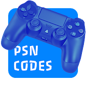 Free PSN Codes Generator - Gift Cards for PSN APK for Bluestacks