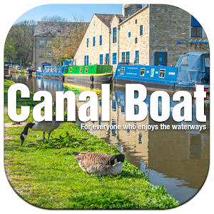 Cover art Canal Boat Magazine